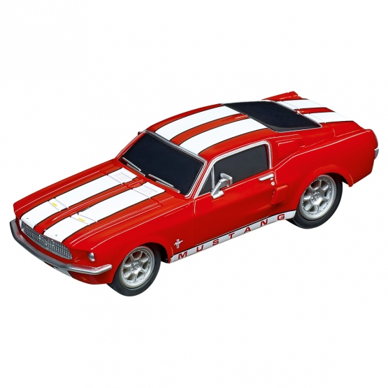 Carrera GO!!! Ford Mustang '67 Racing Red