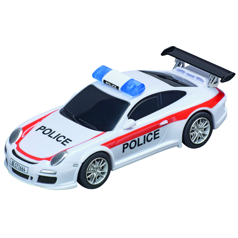 carrera go porsche 911 gt3 rs police ch bei. Black Bedroom Furniture Sets. Home Design Ideas