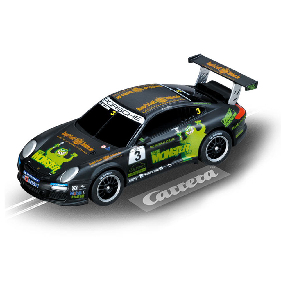 carrera go porsche gt3 cup monster fm u alzen bei. Black Bedroom Furniture Sets. Home Design Ideas